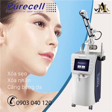 PURECELL - CO2 Fractional Laser System